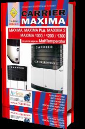 Carrier maxima 1300 коды ошибок