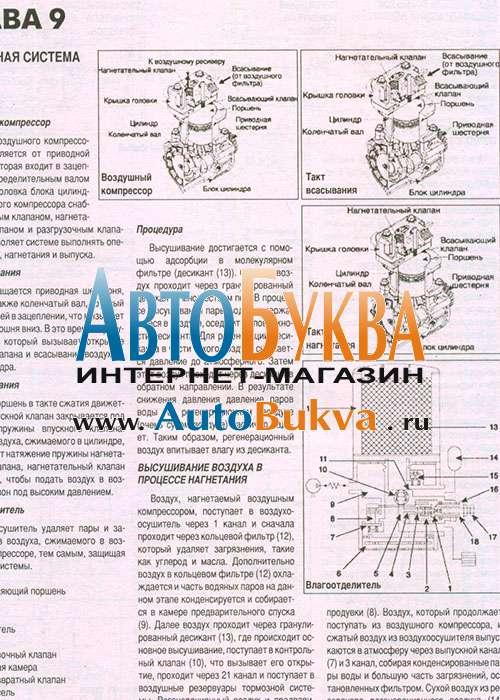 двигатель D6da руководство по ремонту скачать бесплатно - фото 5