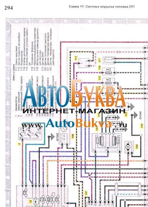 электрические схемы на форд фокус 2